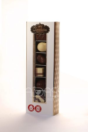 מארז שישית פרליני שוקולד שוקולטינה