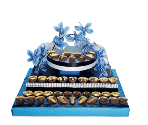 מתנה לכל ארוע שוקולד בלגי בעיצוב מוקפד