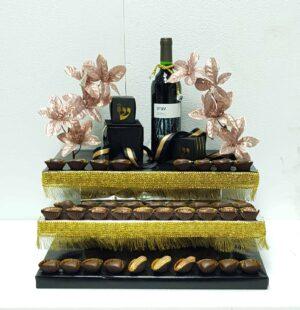עיצוב שוקולדים מיוחד מתאים לכל ארוע