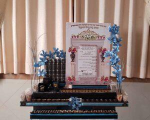 עיצוב שוקולד ענק לארוע בר מצווה