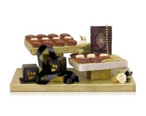 עיצוב שוקולד מתנה לבר מצוה