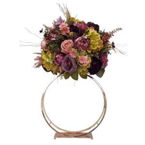 אגרטל פרחים גדול ואורירי