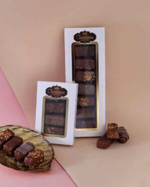 מארז קריספי בר שוקולד איכותי